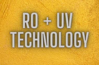 RO UV Water Purifie rtechnology