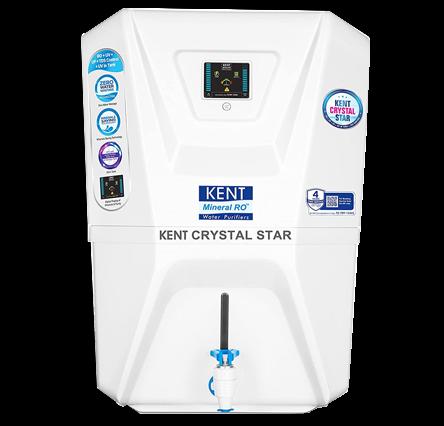 Kent Crystal Star With Digital